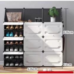 خزانة متعددة الاستخدام مع جوانب عالية ( موديل رقم 3)