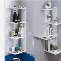منظم زاوية الحمام مصنوع من الفوم