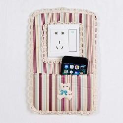 غطاء قماشي لاصق مع جيبة يوضع حول ابريز الكهرباء متعدد الاستخدام