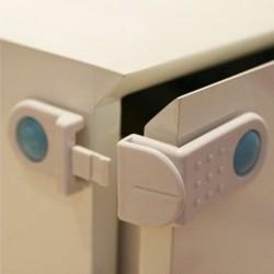 قفل بلاستيكي متعدد الاستخدام
