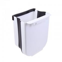 صندوق قمامة معلق قابل للطي