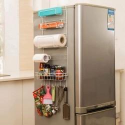 منظم معدني جانبي للثلاجة